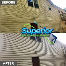 Superior pressure washing house washing 5