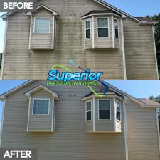 Superior pressure washing house washing 6