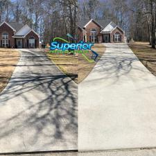 Driveway cleaning in lithia springs ga 5
